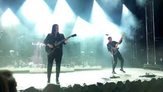 the xx - Intro (Live at Sunset Festival in Sigulda 15.08.2017)
