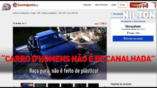RFM - Nilton - telefonema - carro d´homens não é de canalhada (com legendas)
