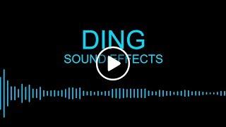 Ding Sound Effects - Âm thanh gây chú ý
