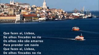 Amália Rodrigues - Que fazes aí Lisboa