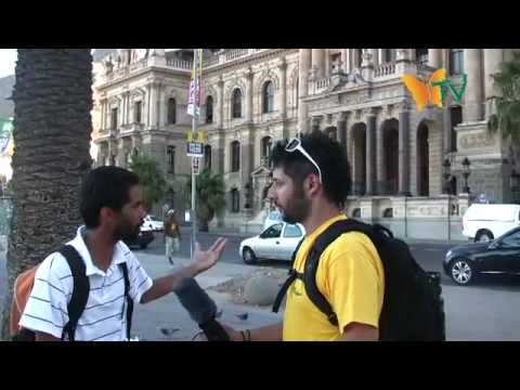 Cape Town Part 2 – City Walking Tour – South Africa World Cup 2010 Eco Route