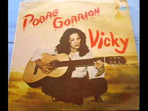 Pobre Gorrion de Vicky Letra y Video