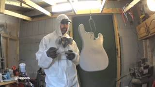 John Mason Rebuilds a bass guitar