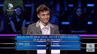 Vrei sa fii milionar? (03.12.2018) - Ovidiu Balescu trece rapid de primul prag, uimind-o pe Teo!