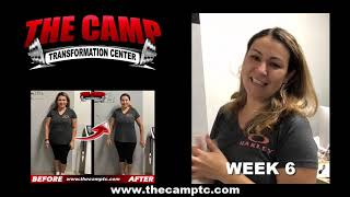 Calexico Fitness 6 Week Challenge Results - Erika Ramirez