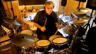 "Cover of ""Whiplash"" Movie Version by David Masem  on my Roland TD 30KVS"