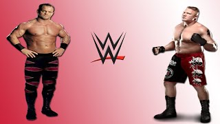 WWE Mashup | There's No Holding Back The Pain | Chris Benoit and Brock Lesnar