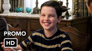 "Young Sheldon 2x10 Promo ""A Stunted Childhood and a Can of Fancy Mixed Nuts"" (HD)"
