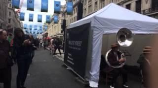 Music in Regent Street