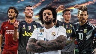 Dybala vs Ronaldo vs Marcelo vs Mbappe vs Messi vs Neymar...-LA LA LA  best Skills2018
