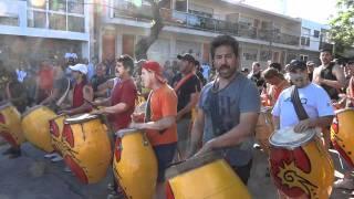 """Cuerda de tambores """"El Umbé"""" / Montevideo - Uruguay"""