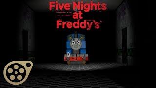[SFM] Five Nights At Freddy's - Thomas Train