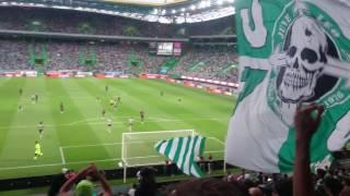 16/17 Sporting x Wolfsburg - Eu vou ficar!