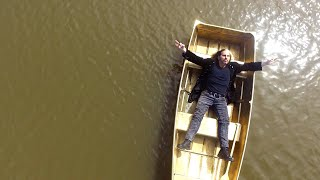 """Woken"" Matt Hardy finds Zen with Skarsgård on The Lake of Reincarnation: Exclusive, March 18, 2018"