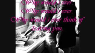 Tousher feat. Sam Watters - Why Would I Ever (with lyrics) Hq