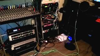 Hardware MIDI techno handzup track recorded to AKAI tape deck with Atari ST