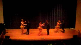I'm Sexy and I Salsa | Los Salseros de Stanford, Spring Show 2013 - Spartan Mambo