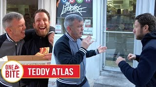 Barstool Pizza Review - DOUGH By Licastri (Staten Island) with Special guest Teddy Atlas