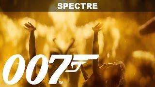 James Bond - SPECTRE (007) Gun-Barrel Intro Titlesong (2015)