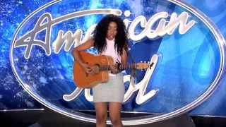 American Idol Audition - Jackson 5's I Want You Back cover by Najah Lewis