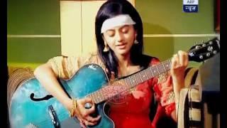 Swara and Sahil sing together