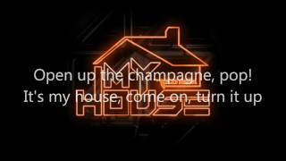 "Flo Rida ""My House"" (Lyrics)"