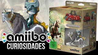 LINK LOBO + UNBOXING The Legend of Zelda: Twilight Princess HD | Amiibo y otras cosas que no sabías