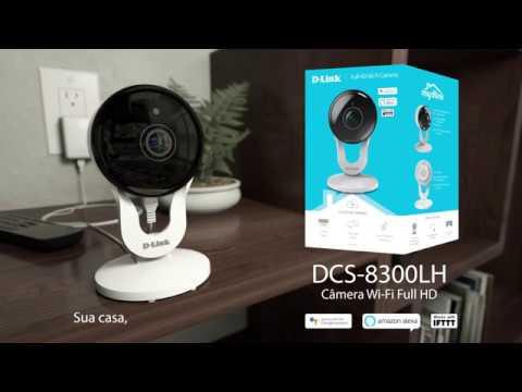 Conheça a câmera IP DCS-8300LH
