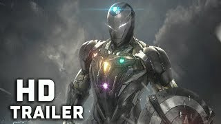 AVENGERS 4 - Tribute Trailer (2019) -