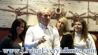Tim's Angels - Living Every Minute Audio Book