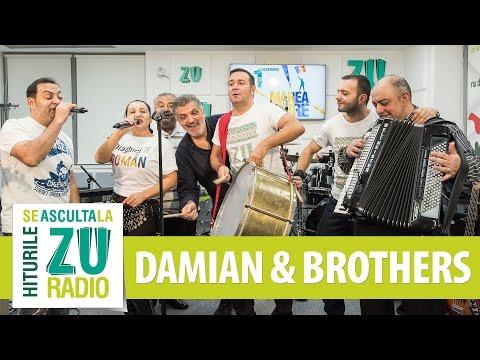Damian & Brothers - Hopai Diri Da (Live la Marea Unire ZU)