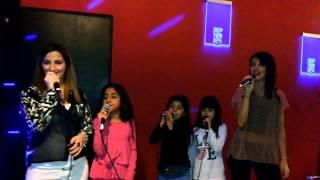Libre Soy..karaoke