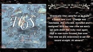 """House of Shakira - new album """"HoS"""" teaser"""