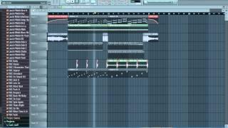 Fl Studio Remake : Audiokiller - Sahara (B3RAO Remake)