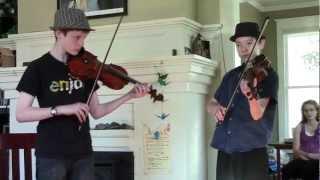 Peor Es Nada violin duet