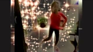 Sofia dançando Funk .