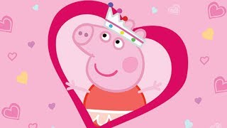 Peppa Pig Official Channel | Peppa Pig Celebrates Valentine's Day 💝