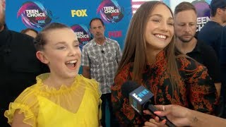 Maddie Ziegler Reveals Who Her REAL Best Friend Is