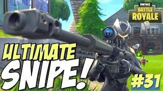 Fortnite Battle Royale - Sniper Kills of the Week #31 (Best Fortnite Kills)