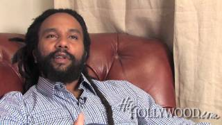 "Ky-Mani Marley On Why He Wrote The Book ""Dear Dad"" - HipHollywood.com"