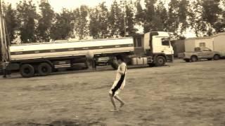 The Lumineers - Ho Hey (Music Video Cover and Lyrics - FootyBally)