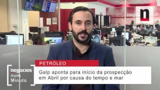 O que está a ser pensado para a prospecção de petróleo em Portugal