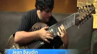 Jean Baudin - Transcend big live show