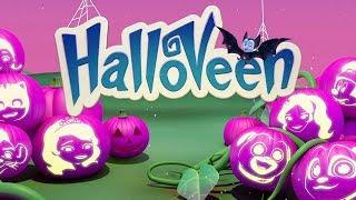 It's HalloVeen | Music Video | Vampirina | Disney Junior