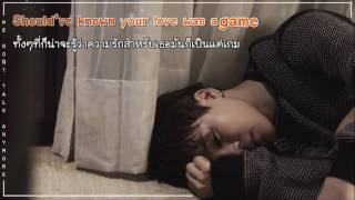 [KARAOKE - THAISUB] We don't talk anymore PT.2 - Jungkook & Jimin of BTS (Cover)