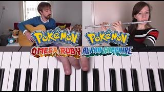 Pokémon Omega Ruby & Alpha Sapphire - Wally Battle Theme (Acoustic Cover)
