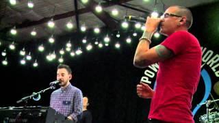 "Linkin Park - ""Burn It Down"" live at Rio+Social 2012"