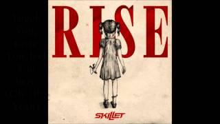 Skillet: Salvation with Lyrics (HD)