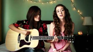"Lady Antebellum ""Just A Kiss"" by Megan and Liz"