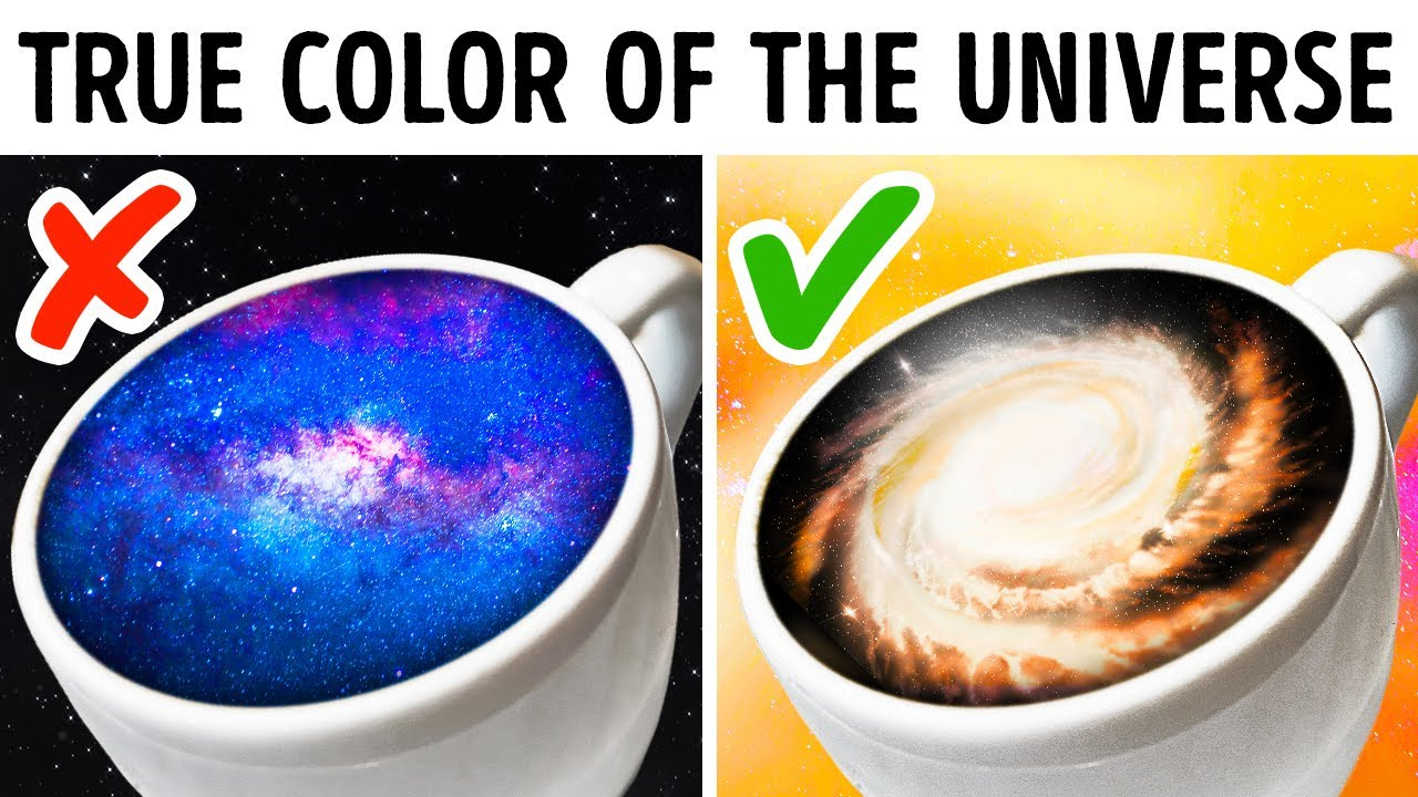 The First Color That Appeared in the Universe
